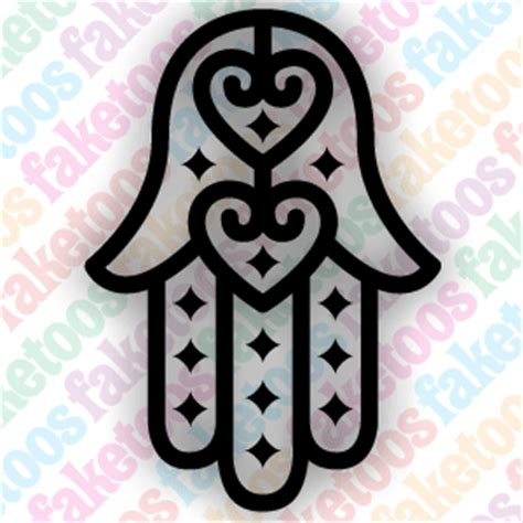 3x3 tattoo ideas hamsa