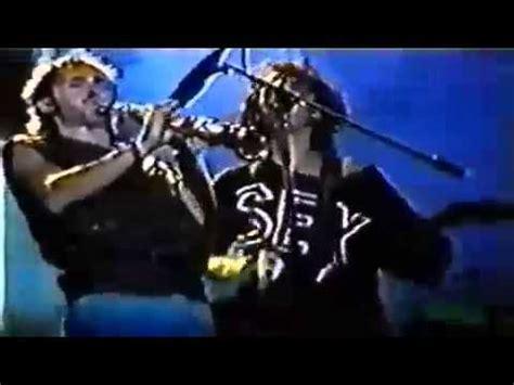 ciao vasco live vasco live in 1987 ciao vita spericolata