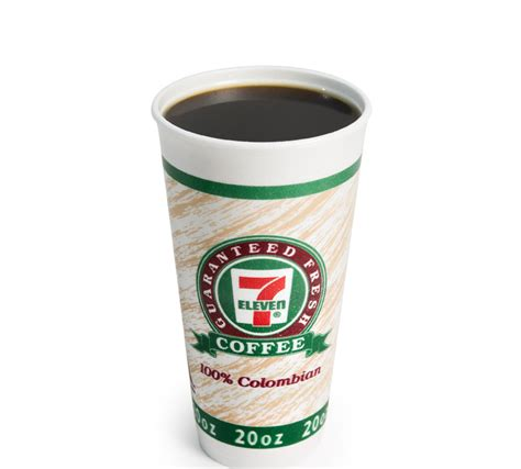 7 Coffee Drinks by Products 187 7 Eleven Oklahoma