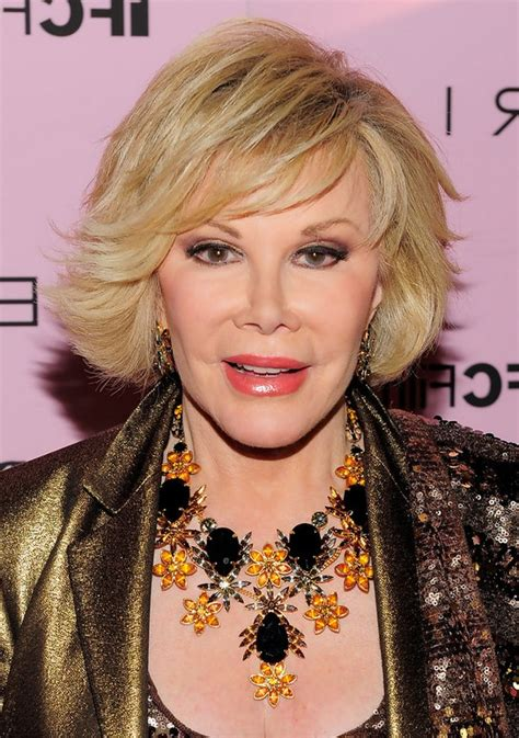 Joan Rivers Hairstyles by Joan Rivers Bob Haircut Newhairstylesformen2014