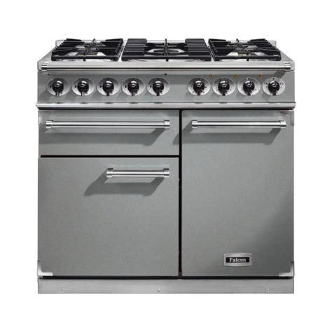 falcon range cooker falcon range cookers 1000 deluxe dual fuel range cooker