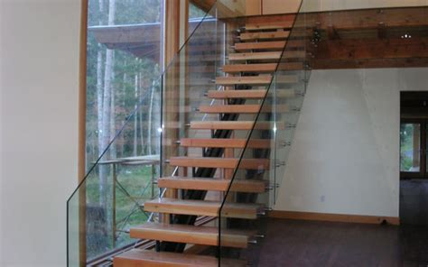 Interior Railing Systems by Excalabor Glass Aluminum