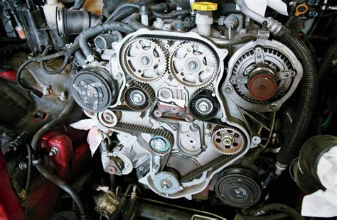Jeep Liberty Engine Jeep Liberty Engine Photo 3