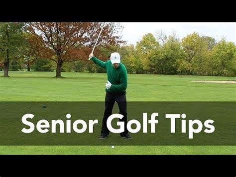 tips to improve golf swing how to improve your swing golf for seniors