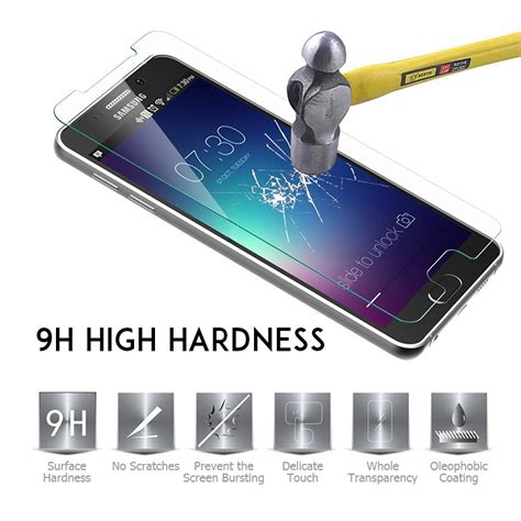 Tempered Glass Carbon Samsung J5 Prime Screen Carbon Fiber ᗜ Lj tempered glass screen protector 웃 유 for for samsung