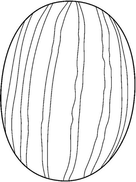 watermelon coloring pages   print watermelon