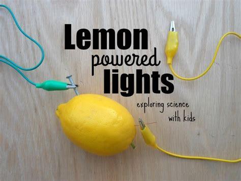 how to a lemon battery light a light bulb lemon battery experiment this ones for the