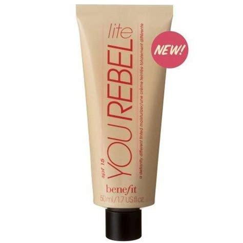 Benefit Cosmetics Best Tints 4ever 1 benefit cosmetics you rebel lite tinted moisturizer spf 15
