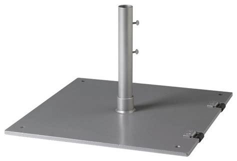 Patio Umbrella Pole Sleeve Tropitone 24 Square Steel Plate Wheels 15 Sleeve 2 Pole