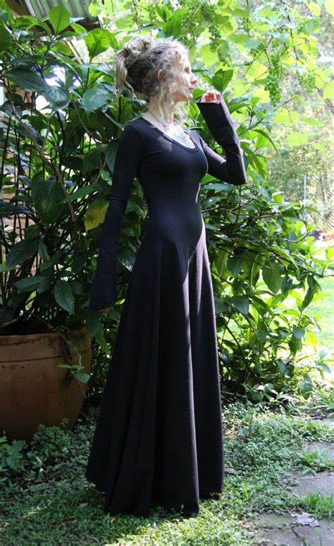 Zaha Maxi Dress reserved size s m hemp lycra midnight hour maxi dress