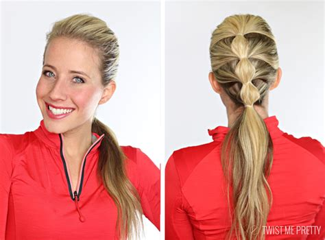 hair styles for workouts 5 workout hairstyles twist me pretty