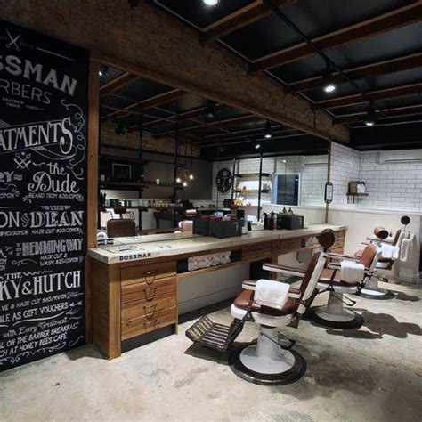 interior barbershop top 80 best barber shop design ideas manly interior decor