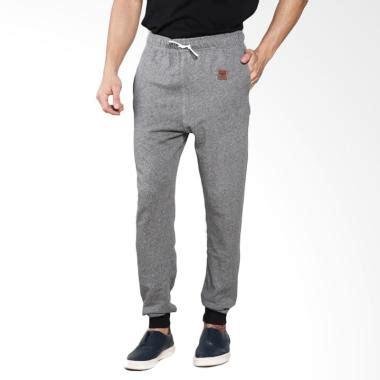 Celana Pendek Pria Jogger Nike 34 Sweatpants Abu Hitam Murah jual vm panjang celana celana jogger abu harga kualitas terjamin blibli
