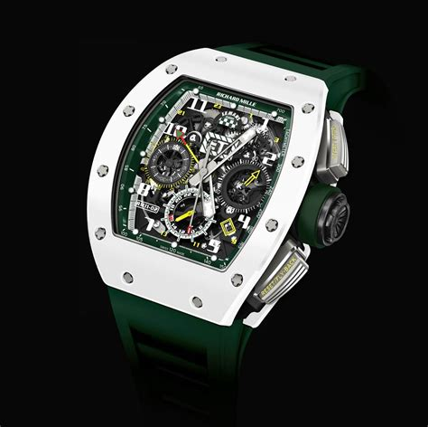 Richadr Mille richard mille rm 11 02 le mans classic time and watches the