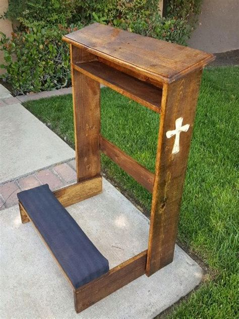 prayer bench plans free 32 best prie dieu prayer kneeler plans images on