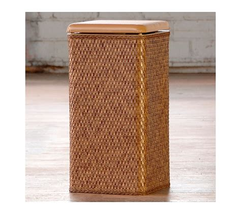 Wicker Laundry Basket With Lid Round Sierra Laundry Wicker Laundry With Lid