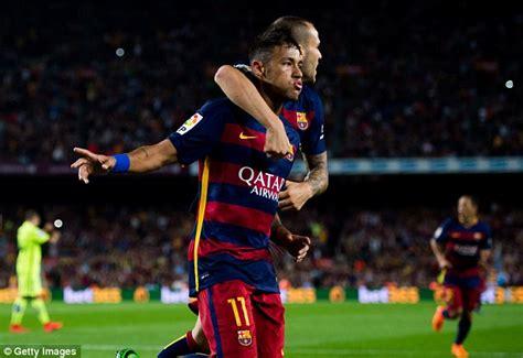 barcelona superstar neymar reveals latest manchester united held talks with neymar barcelona