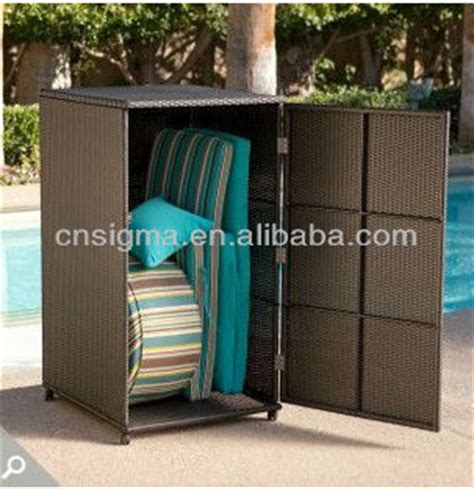sunjoy wicker outdoor storage cabinet popular wicker storage cabinets buy cheap wicker storage