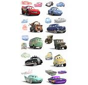 Disney/Pixar Cars Characters Персонажи