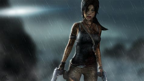 tomb raider news your source on lara croft games lara croft a survivor is born by andersoncathy on deviantart