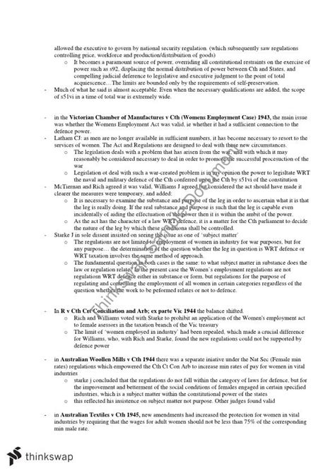 Section 51 Constitution by Constitutional 3016law Constitutional Thinkswap
