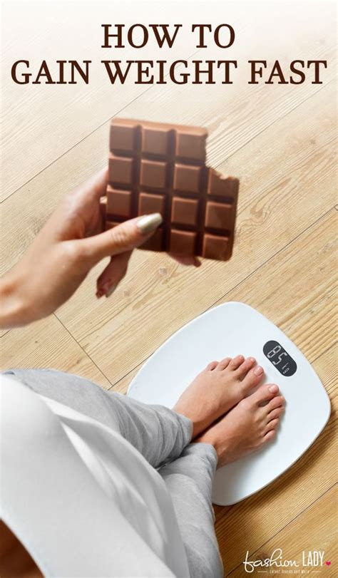 How To Gain by How To Gain Weight Fast Reasons You Are Unable To