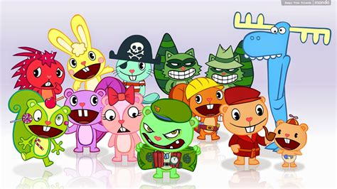 happy tree pictures gallerycartoon gambar kartun happy tree friends picture 6