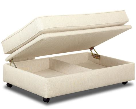 Klaussner Storage Ottoman Klaussner Tilly Storage Ottoman Value City Furniture Ottomans