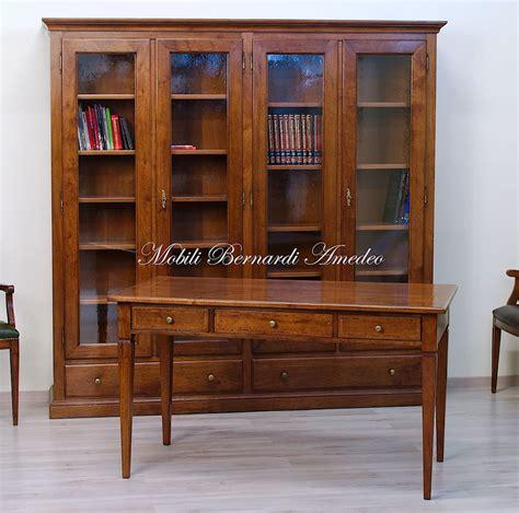 librerie legno librerie in legno massello 14 librerie