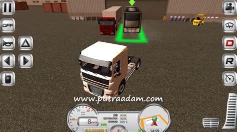 mod game euro truck driver euro truck driver v1 5 0 mod apk unlimited money terbaru