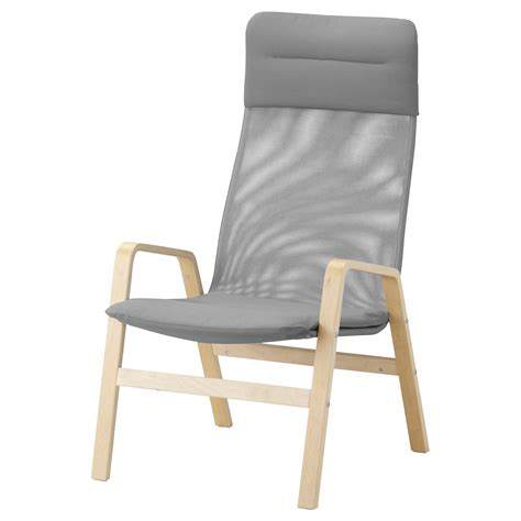 ikea grey armchair nolbyn high back armchair birch veneer grey ikea