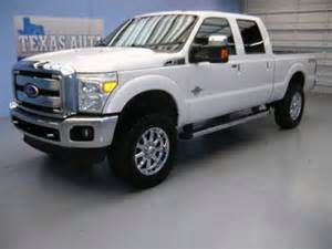 Email Ford Sell Used We Finance 2011 Ford F 250 Lariat 4x4 6 7l