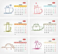 calendario 2014 en espanol calendario de bob esponja editable en espa 241 ol en vector