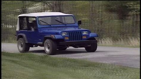 Jeep Wrangler Models By Year Year Make Model 1993 Jeep Wrangler