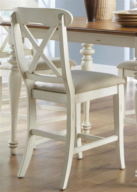White Washed Counter Stools by Furniture Simply Breathtaking Counter Height Stools With