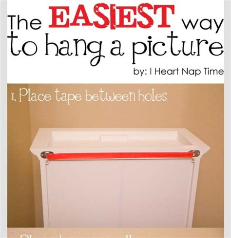 how to hang a picture the easy way hanging pictures easiest way to hang up a picture trusper