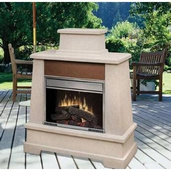 Outdoor Fireplace Electric by Dimplex Vista Outdoor Electric Fireplace Outdoor