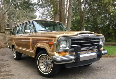 1987 jeep wagoneer 1987 jeep grand wagoneer for sale 1830028 hemmings