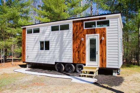 river resort tiny house  sleeps