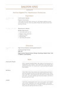 Resume Template Construction Worker by Trabalhador Da Constru 231 227 O Civil Exemplo Cv Visualcv