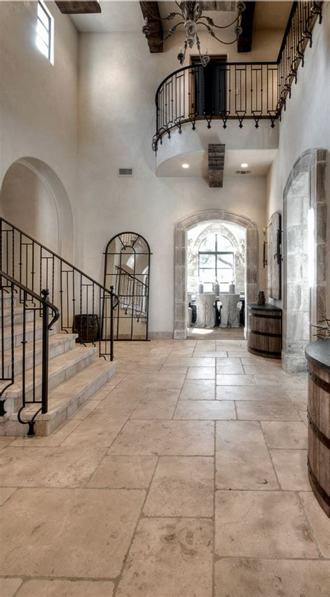 small tuscan style bathroom tuscan style house floor plans these floors travertine and the cut light combination