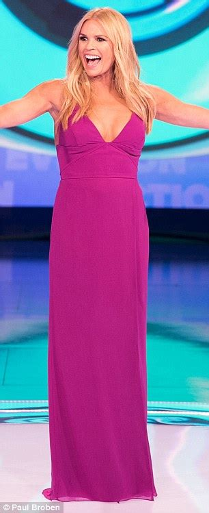 full house taking the plunge sonia kruger shows off baby bump on big brother stage for first elimination daily
