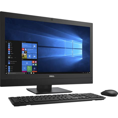 Dell Desk Top Computers Dell 23 8 Quot Optiplex 7450 Multi Touch All In One 31jhy B H