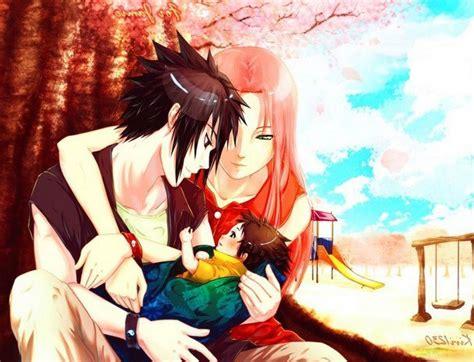 wallpaper anak sasuke kumpulan gambar kartun sasuke dan sakura kumpulan gambar