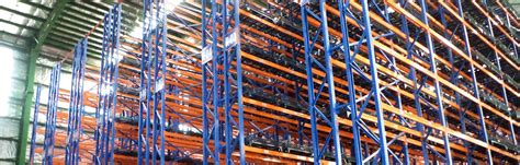 Cable Drum Racking Systems by Indo Built Storage Systems Pvt Ltd