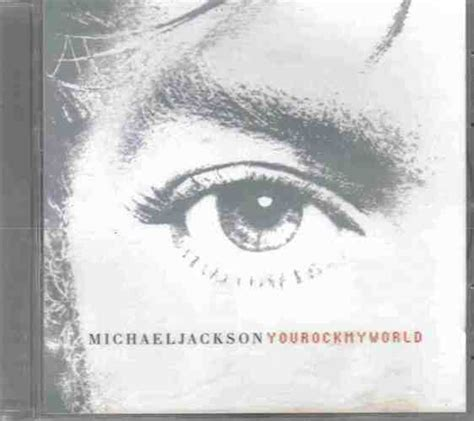 Cd Michael Jackson Michael Imported pop michael jackson you rock my world promo cd was