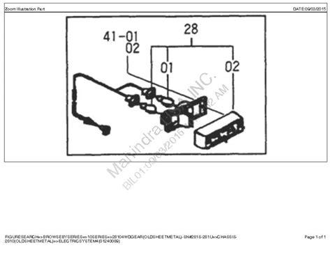 mahindra 2810 starter wiring diagram wiring diagram