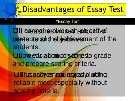 Essay Type Test Slideshare by Issues Related To Scoring Of Essay Type Test Copywriterdubai X Fc2