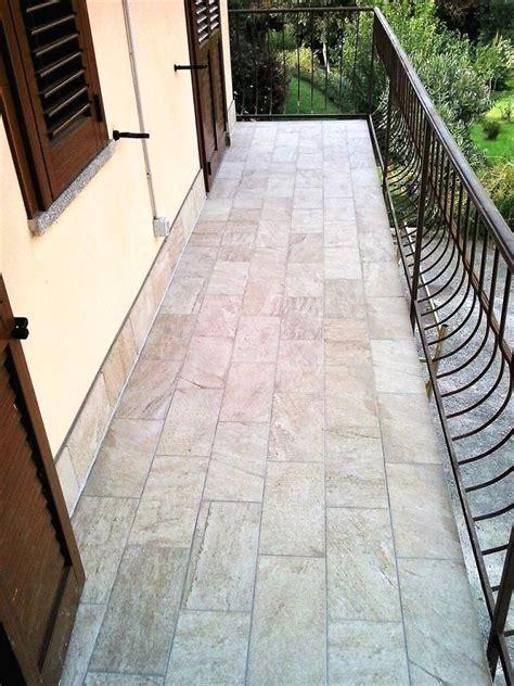 piastrelle per balconi esterni prezzi stunning pavimenti per terrazzi esterni prezzi pictures