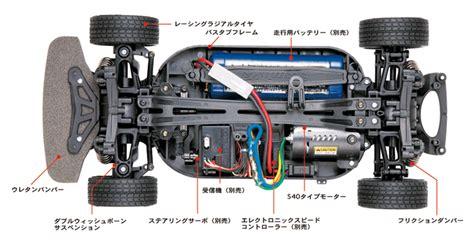 Rc Tt01 Type E Bearing Setitem 54025 1 10rc nissan gt r tt 01 chassis type e